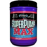 Gaspari Nutrition Super Pump Max, Black Cherry, 1.41 Pound