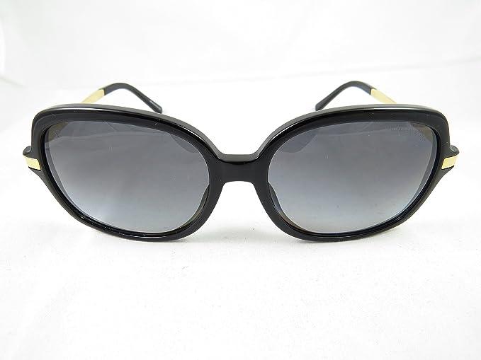 00f27cc5b3 Image Unavailable. Image not available for. Color  Michael Kors Plastic Frame  Grey Gradient Lens Ladies Sunglasses MK2024F3160T357