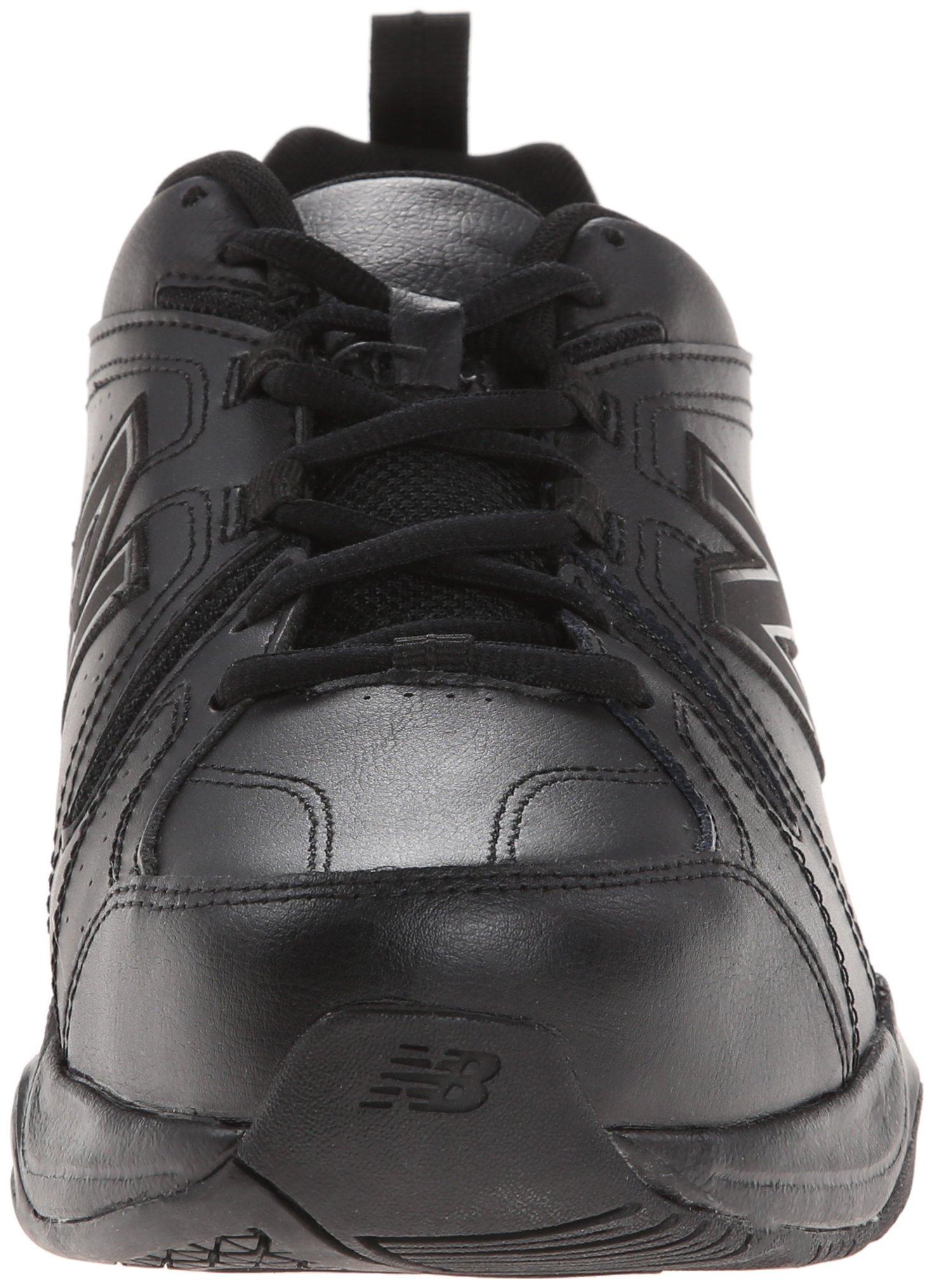 New Balance Men's MX608v4 Training Shoe, Black, 6.5 D US by New Balance (Image #4)