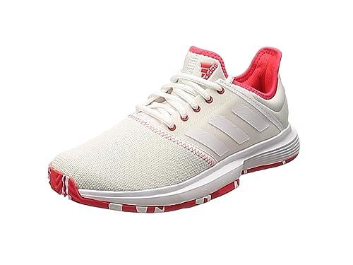 adidas Gamecourt W Multicourt, Chaussures de Fitness Femme