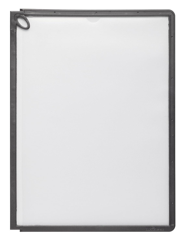 Durable hunke & jochheim visione Punching A4, Pellicola rigida, Foratura Universale, formato A4 trasparente 560719