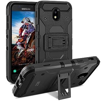 BEZ Funda Samsung J5 2017, Carcasa Compatible para Samsung Galaxy J5 2017, Protectora Antideslizante Ultra Híbrida Gota Protección, Cover ...