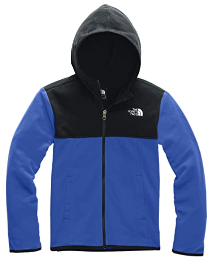 72ef00b3f The North Face Boys' Glacier Full Zip Hoodie (Little Big Kids)