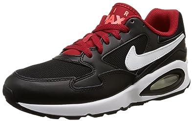 size 40 a964b 56d4a Nike Air Max St (Gs) Laufschuhe für Herren, Mehrfarbig - Mehrfarbig (Black