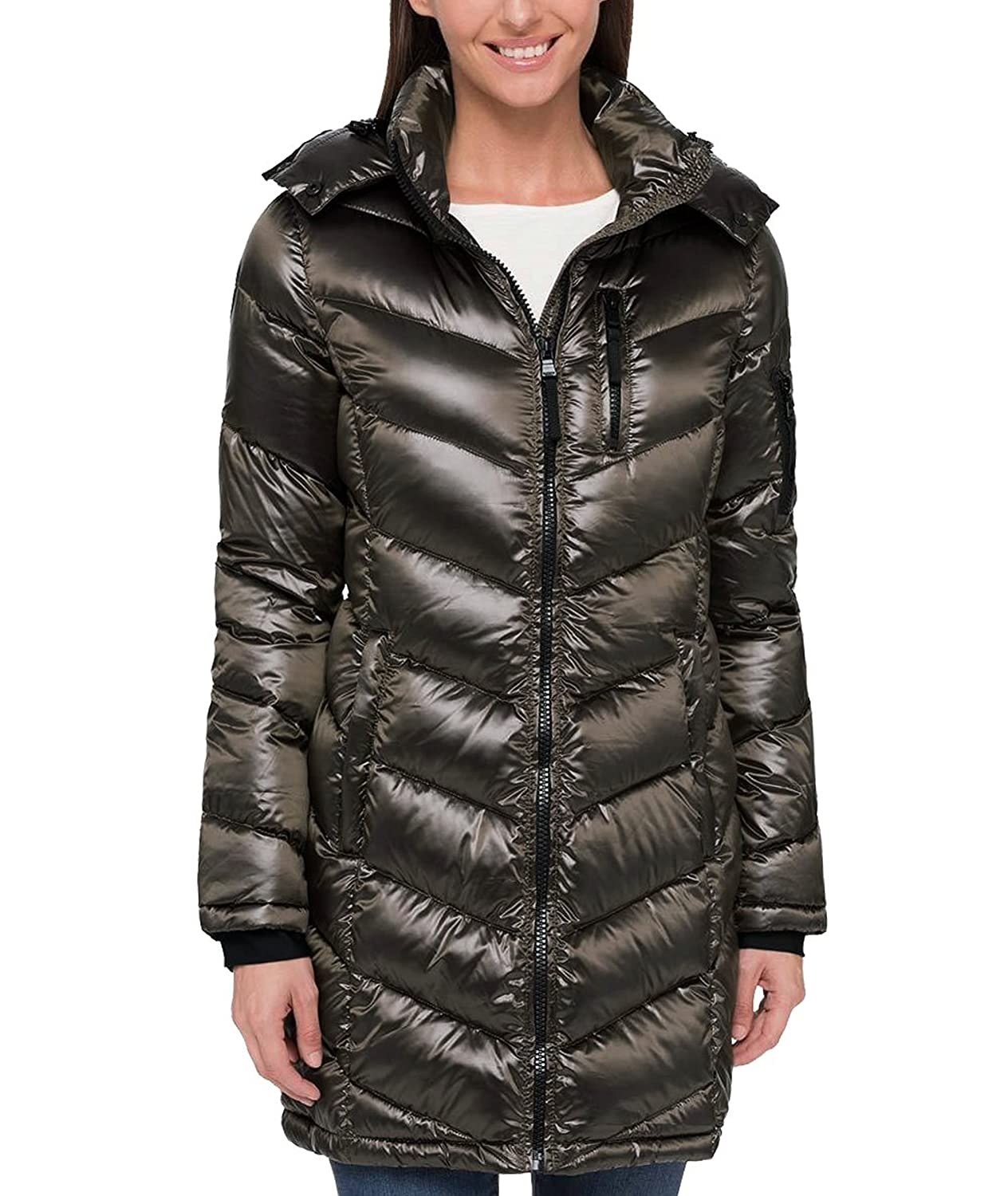 Andrew Marc Ladies' Long Down Jacket