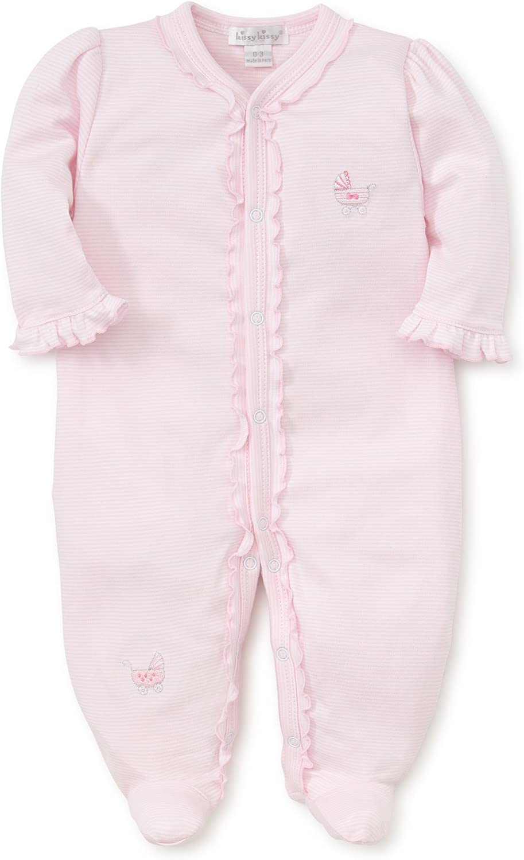 Kissy Kissy Baby-Girls Infant Baby Girl Footie