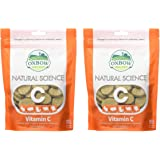 Oxbow Natural Science Vitamin C Supplement (120 g ), 2 pack, 4.2 oz each