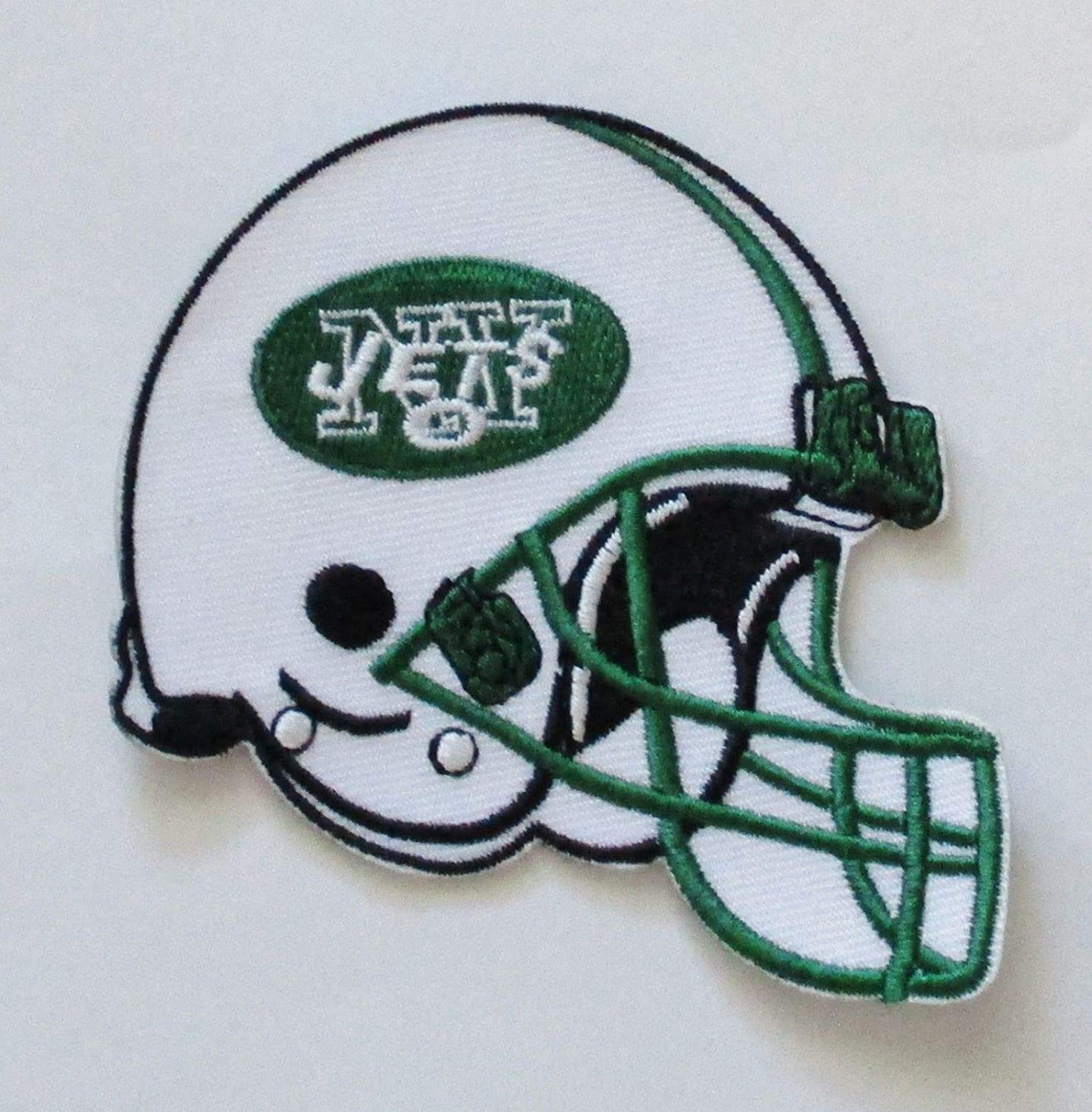 New York Jets NY Embroidered Iron On Patch.