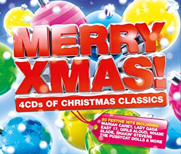 Merry Xmas!: Amazon.co.uk: Music