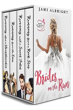 Brides on the Run (Books 1-4): Small-Town Romance Series