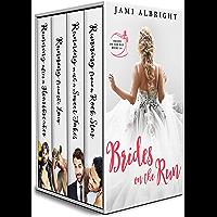 Brides on the Run (Books 1-4): Small-Town Romance Series (English Edition)