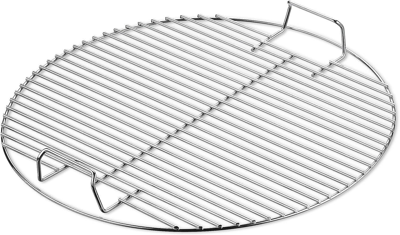 aus Stahl Weber Grillrost für Holzkohlegrills mit 47cm Ø klappbar 8414