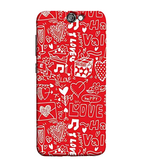 73f9ddc42 PrintVisa Designer Back Case Cover for HTC One A9  Amazon.in  Electronics