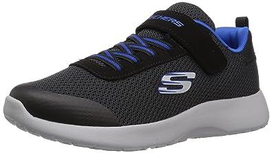 SKECHERS KINDER HALBSCHUHE Sport Schuhe Sneakers schwarz Größe 32 Neu