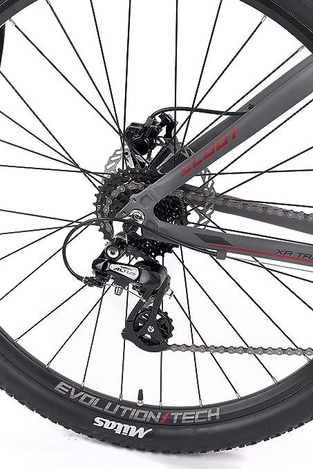 CLOOT Bicicleta de montaña 29 XR Trail 90 Hydraulic Disk Shimano Altus 24V (Talla L (1.77-1.86)): Amazon.es: Deportes y aire libre