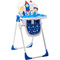 Piku Astronautas - Trona para bebés con bandeja