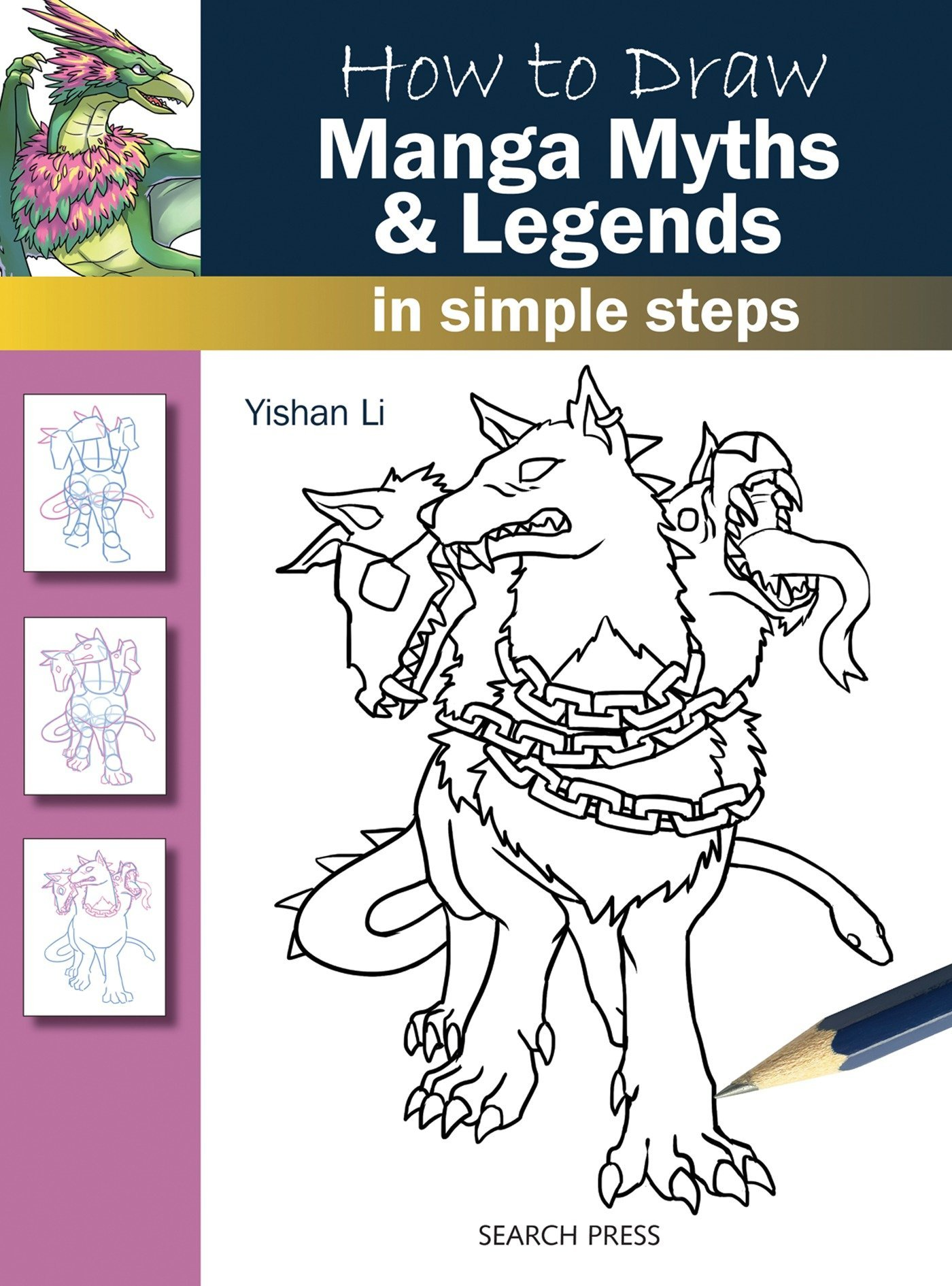 Read Online How to Draw: Manga Myths & Legends ebook