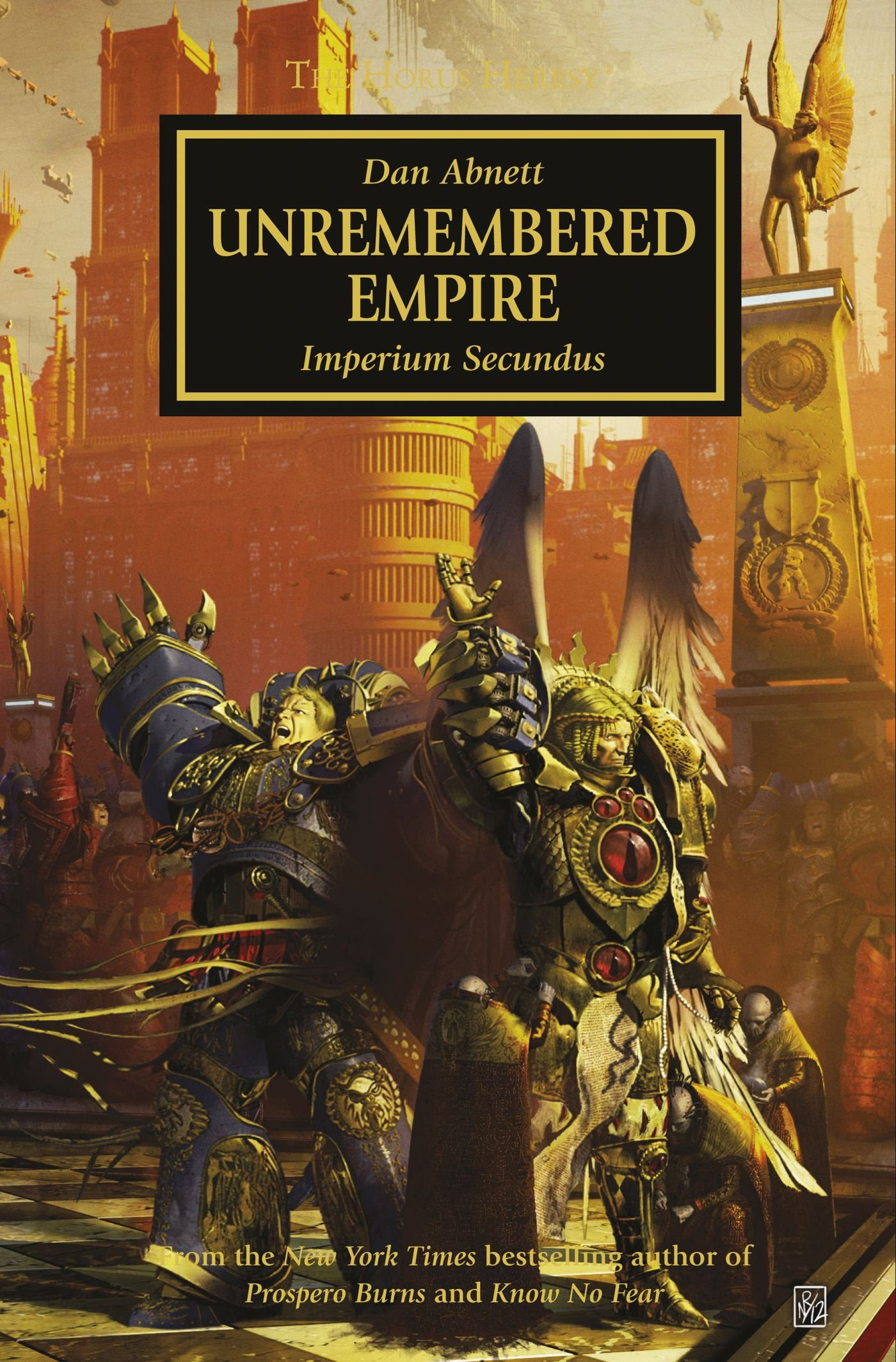 what horus heresy books to read