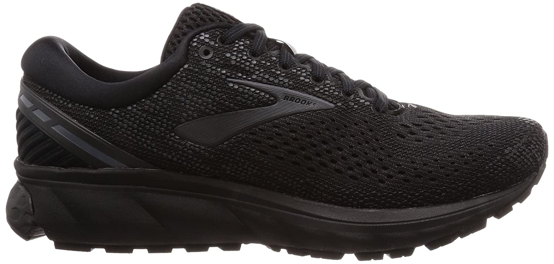 Brooks Womens Ghost 11 Running Shoe B077QTMSC7 9 B(M) US|Black/Ebony