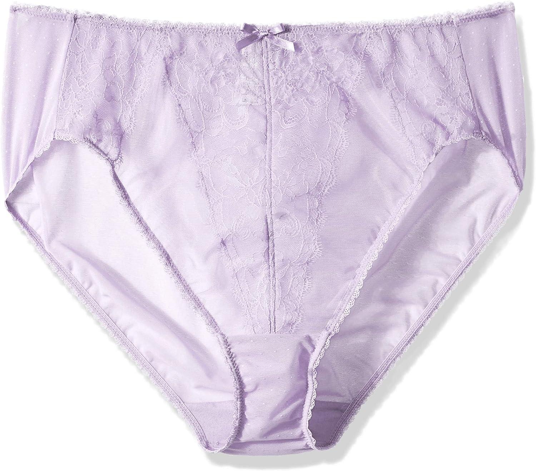 Wacoal Womens Retro Chic Hi-Cut Brief Pant