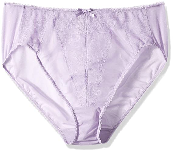 283ac85c5e0b Amazon.com: Wacoal Women's Retro Chic Hi Cut Brief Panty: Clothing