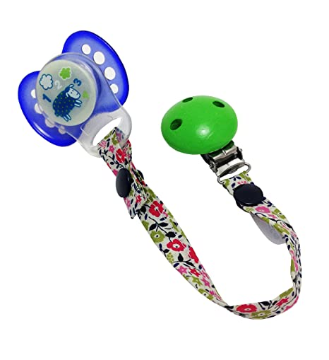 dea-concept - Cadena chupete bebé - liberty Fairford - clip ...