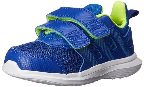 b6ff020ab6 adidas Performance Hyperfast 2.0 CF I Athletic Shoe (Toddler), Bold ...