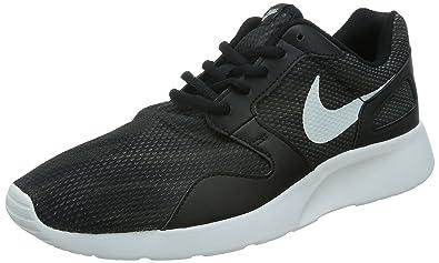 Nike Kaishi Run Print, Men\u0026#39;s Low-Top Sneakers, Black (black/white