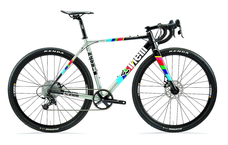 best gravel bikes under 1500: Cinelli Zydeco Gravel Bicycle Full Color Medium
