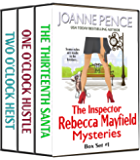 The Inspector Rebecca Mayfield Mysteries Box Set 1: (Thirteenth Santa, One O'Clock Hustle, Two O'Clock Heist)