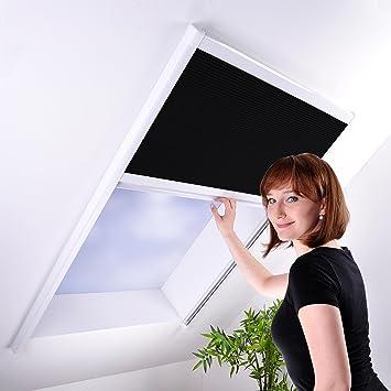 Matrasa Sonnenschutz Plissee Fur Dachfenster Sonnenschutzplissee