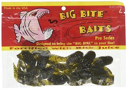 Amazon com : Big Bite Baits CHU27501 Chunk Green Pumpkin