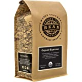 Bean Around The World Coffees Organic Espresso Coffee, 400g