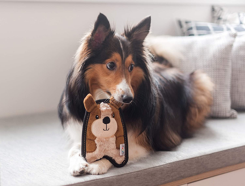 Serpiente Juguete De Peluche para Perros Petstages Outward Hound Invincibles