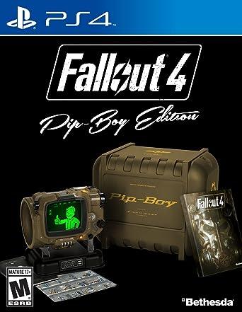 Fallout 4 - PlayStation 4 - Pip Boy Edition: PlayStation 4: Computer