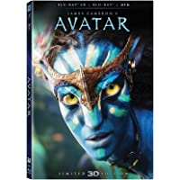 Avatar (Blu-ray 3D + 2D & DVD) (2-Disc)