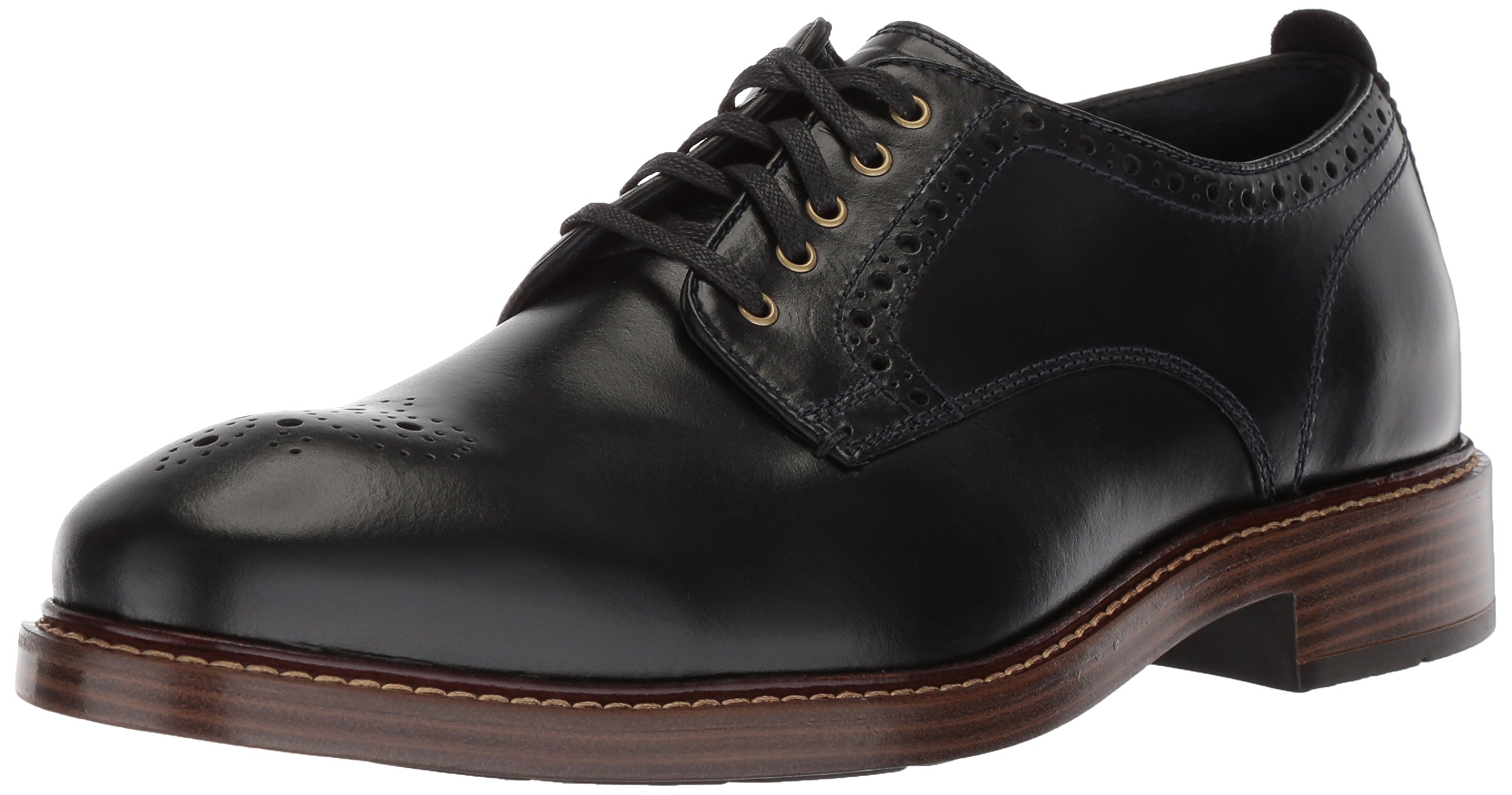 Cole Haan Men's Kennedy Grand MDL Ox II Oxford, Navy Ink, 7.5 Medium US