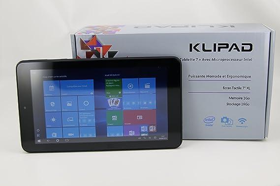 KLIPAD Windows Tablet 7