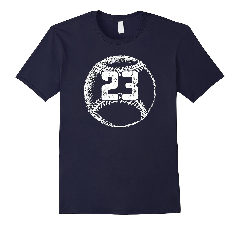 Baseball 23 Novelty T-Shirt-PL