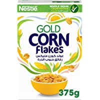 Nestle Gold Corn Flakes Breakfast Cereal Pack 375g