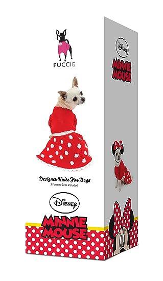 Puccie Designer Dog Coat Knitting Kit Includes Knitting Pattern