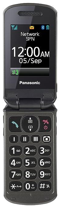 29 opinioni per Panasonic KX-TU339 Telefono Cellulare, Nero [Italia]