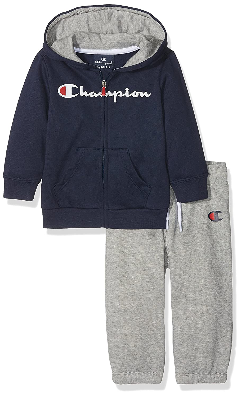 Champion Hooded Full Zip Suit Tuta Bambino