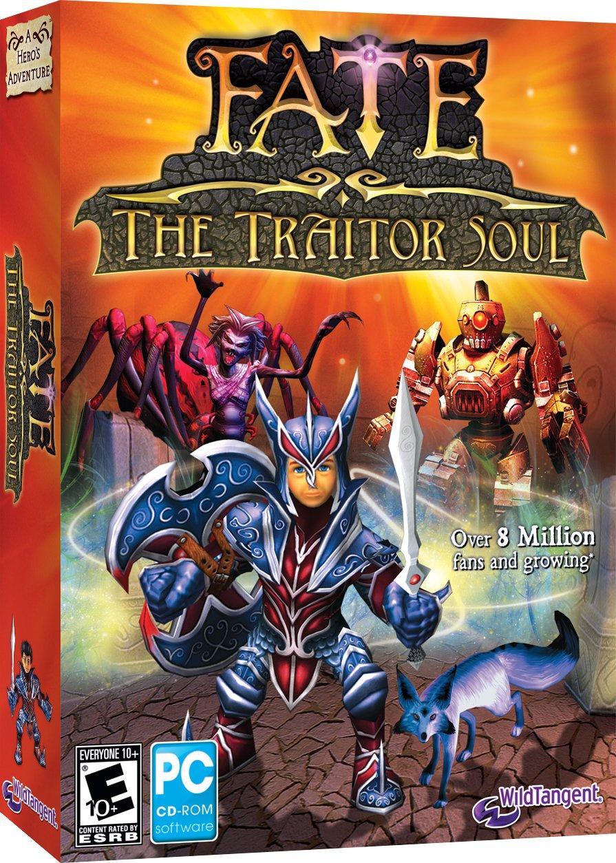 Fate: The Traitor Soul (輸入版) B002L7GKXG Parent