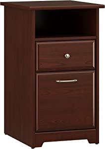 Bush Furniture Cabot 2 Drawer File Cabinet, Harvest Cherry