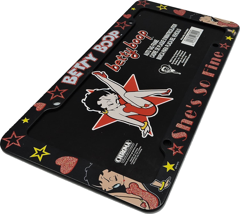 Betty Boop Auto Truck SUV RV License Plate Tag und Nummernschild ...