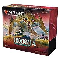Magic: The Gathering Ikoria: Lair of Behemoths Bundle | 10 Booster Packs (150 Cards...