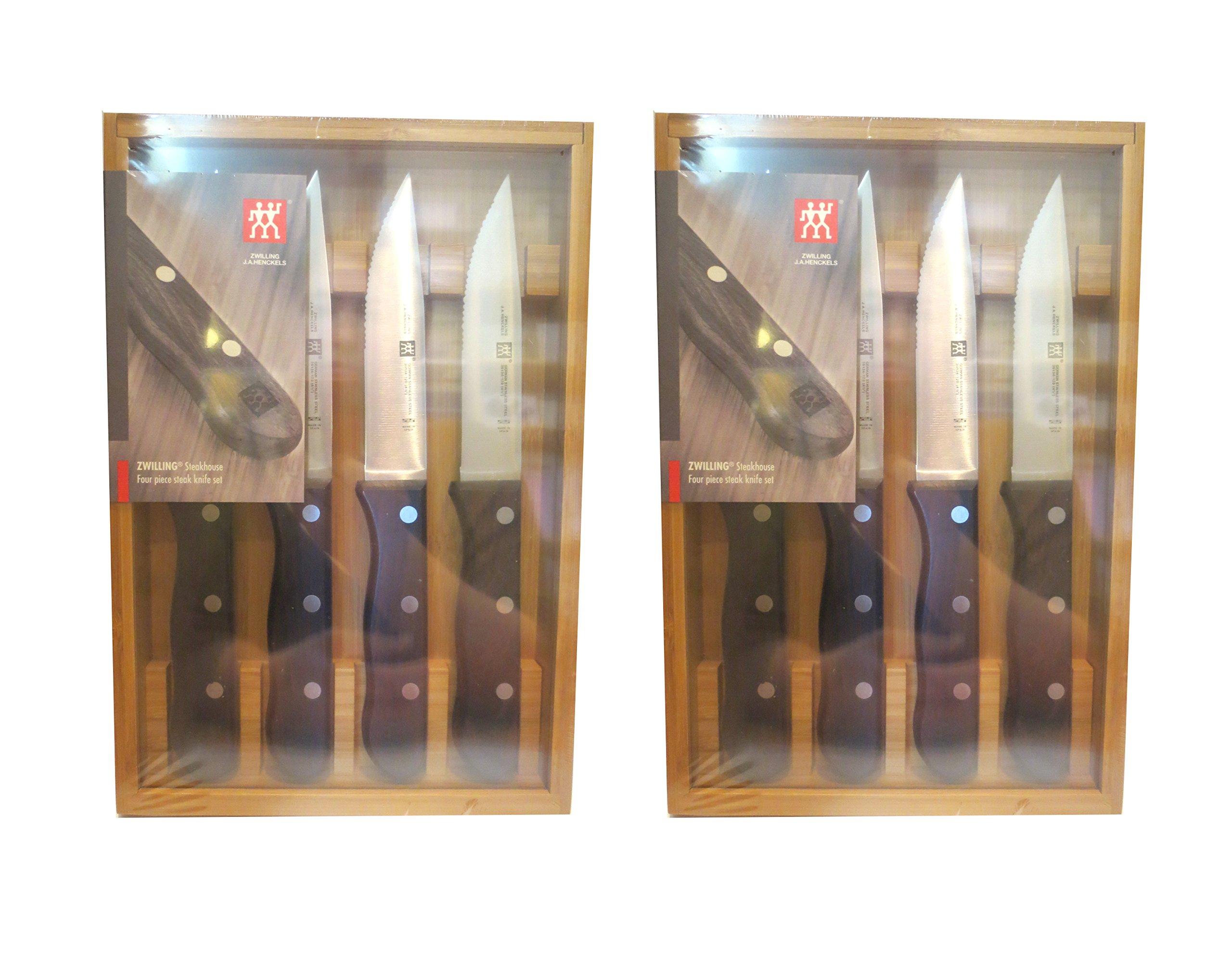 Steakhouse Knife Set - 8 Piece