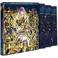 Saint Seiya Soul Of Gold Serie Completa [DVD]