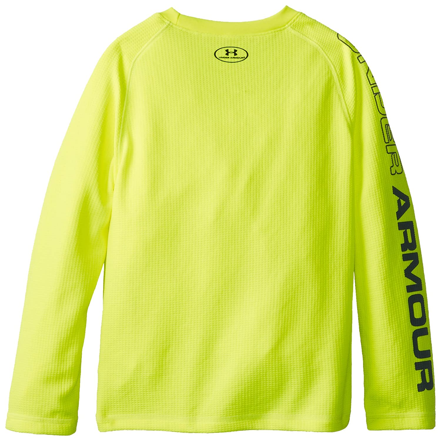 Under Armour Baby and Boys Dynamism Long Sleeve Eggo Waffle